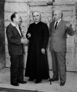 Josef Indig, Don Arrigo Beccari, Giuseppe Moreali (1964)