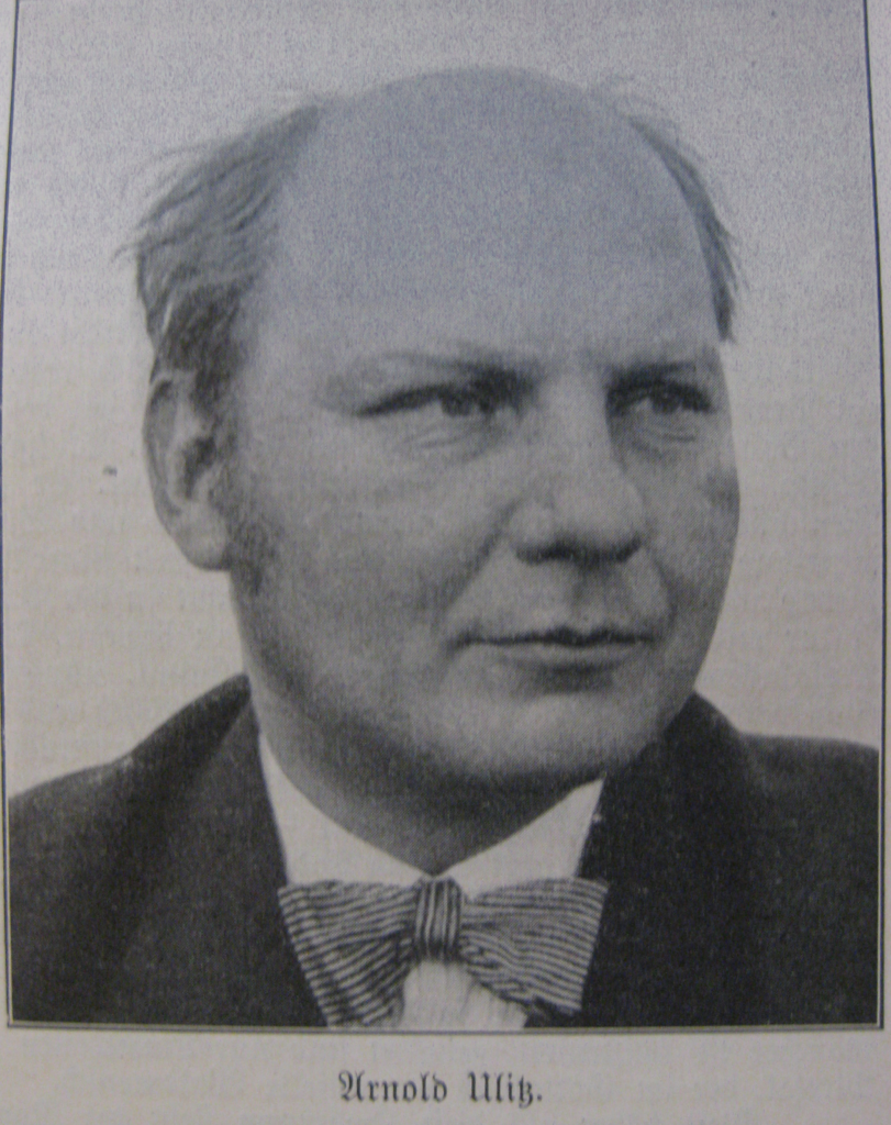Arnold Ulitz