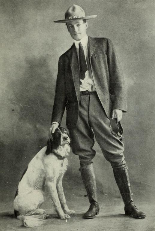 Stewart Edward White